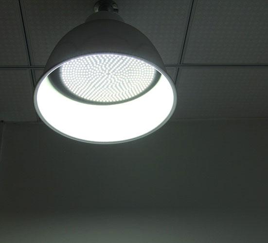 Светодиодная лампа N310 E40 60W для освещения производственных цехов и складских помещений
