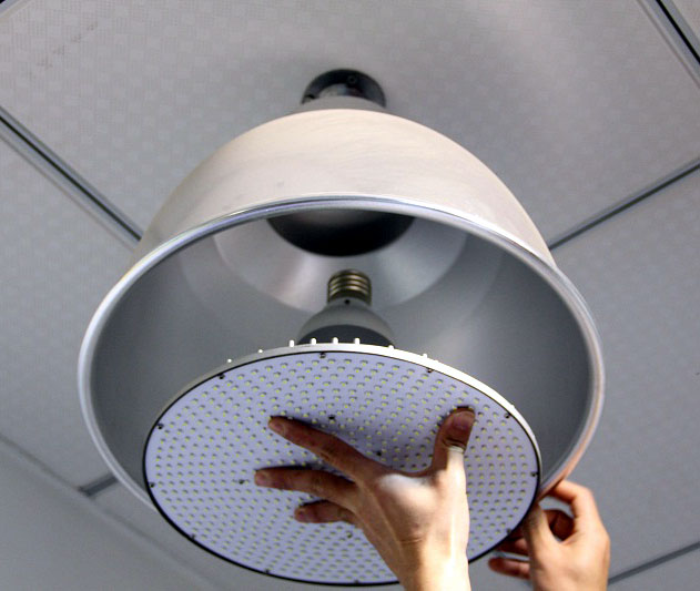LED-светильник промышленного назначения
