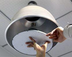 Светодиодная лампа N310-E40-90W