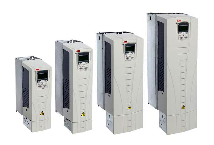 Преобразователи частоты ABB серии ACS550