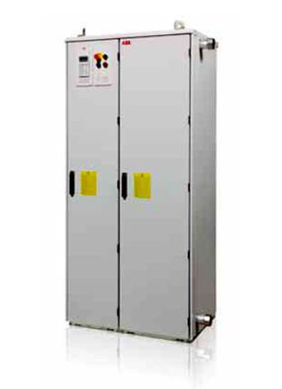 Приводы с жидкостным охлаждением ACS800-07LC, 200 – 5600 кВт