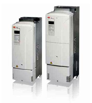 Рекуперативные приводы настенного монтажа ACS800-11 до 110 кВт