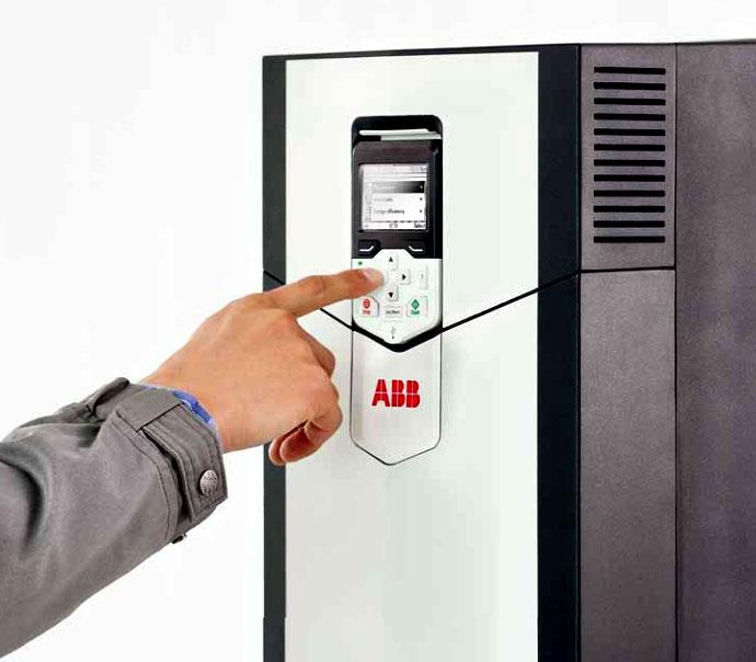 Привод ACS880-01