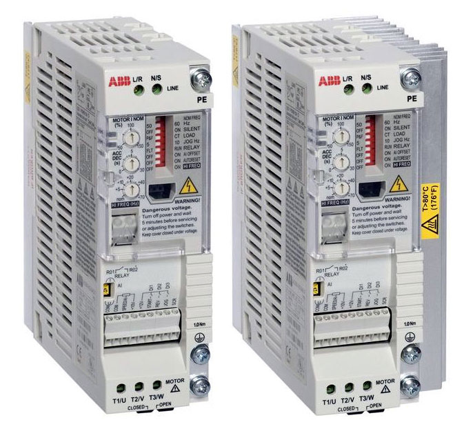 Компонентные приводы ACS55