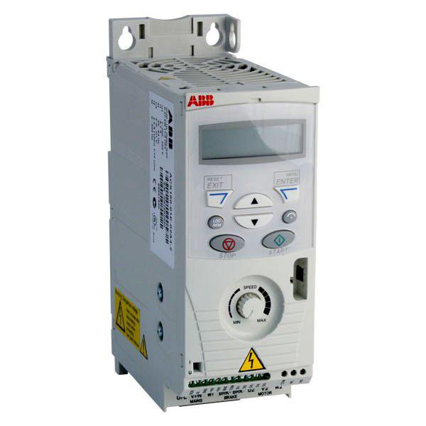 Стандартный привод ABB ACS310 для нагрузки с переменным вращающим моментом, такой как центробежные насосы и вентиляторы