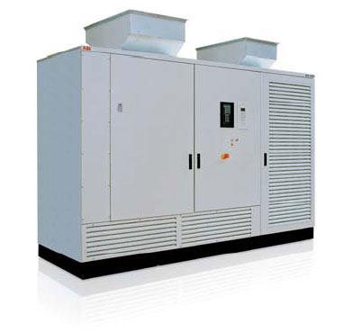 Комплектный привод переменного тока на среднее напряжение ACS 1000i