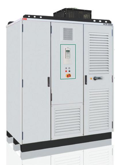 Общепромышленный привод ACS 2000